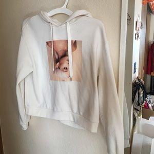 Ariana Grande sweetener hoodie